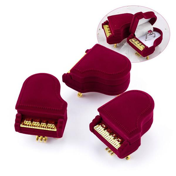 Box, Unique, velvet, jewelrycase