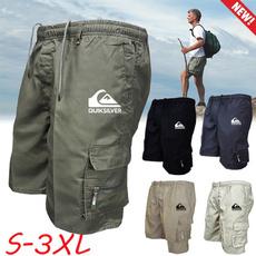 Summer, Fashion, drawstringshort, pants
