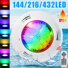 underwaterlamp, hotspringlight, Home Decor, submersiblelight