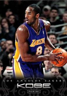 panini, 201213basketballcard, kobeanthology, Los Angeles Lakers