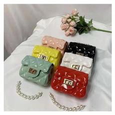 women bags, Mini, jellybag, Fashion