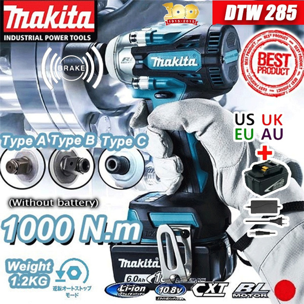 wrenchtool, electricwrench, Electric, makita