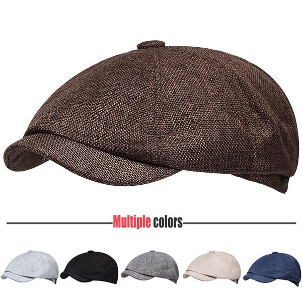 Summer, Cap, Golf, Trucker Hats