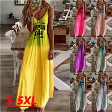 Summer, dressesforwomen, long dress, Beach