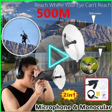 soundamplifier, Spy, telescopeorbinocularsforspying, birdwatchingtelescope