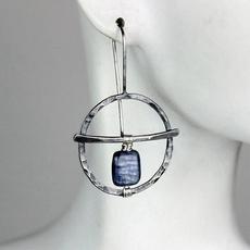 Silver Jewelry, Dangle Earring, Jewelry, vintage earrings