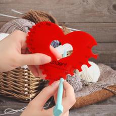 sewingruler, measureruler, redloveruler, Knitting