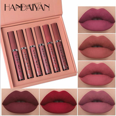 velvet, Lipstick, lipgloss, Waterproof