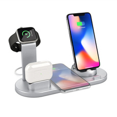 4in1wirelesschargerforapple, qicharger, applewatchcharger, Wireless charger