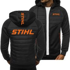 stihllogosweatshirt, Jacket, Fashion, Coat