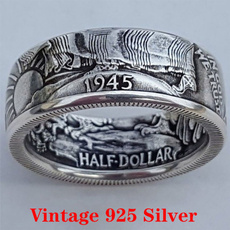 Sterling, Vintage, Fashion, Jewelry