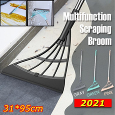 siliconebroom, householditem, foldingbroom, Cleaning Supplies