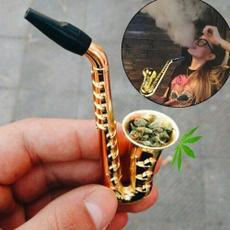 Mini, tobacco, Metal, tobaccopipe