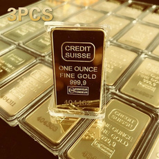 Collectibles, Jewelry, gold, goldbars1oz