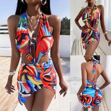 monokini bathing suit, badeanzug, zwempak, women swimsuit