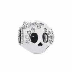 Sterling, Pandora Beads, skull, Jewelry