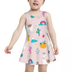 pink, bathing suit, Tassels, Fashion