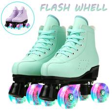 rollershoe, rollerskate, indoorskate, leather