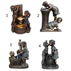 Decor, Outdoor, Garden, Statue