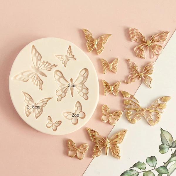 biscuitsmold, butterfly, Baking, sugarcraftmold