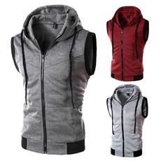 Hoodies, Vest, Fashion, Tank