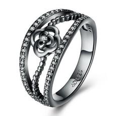 rhodium, Plating, black, Jewelry