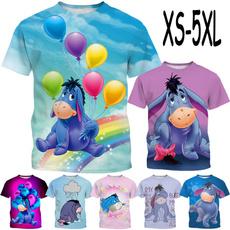 Summer, Donkey, Mode, summer t-shirts