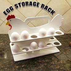 eggbasket, Kitchen & Dining, Wooden, Storage