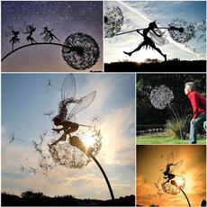 Decor, art, Garden, Sculpture
