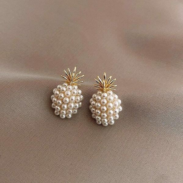 Fashion, Jewelry, Pearl Earrings, pearls