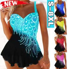 Plus Size, Bikinis Set, women beachwear, plus size bikinis
