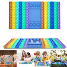 rainbow, Toy, Chess, sensorytoy