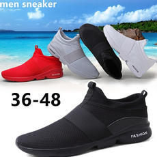 Flats, Sneakers, Fashion, Breathable