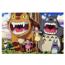 Toy, Gifts, My neighbor totoro, Wooden