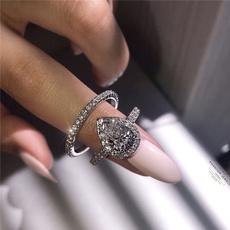 Couple Rings, water, DIAMOND, Jewelry