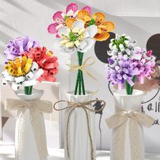 Mini, Plants, flowerbrick, Garden