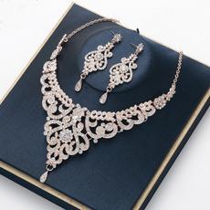 Necklace, DIAMOND, Jewelry, Ladies Fashion