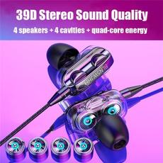 Headset, Ear Bud, Earphone, Bass