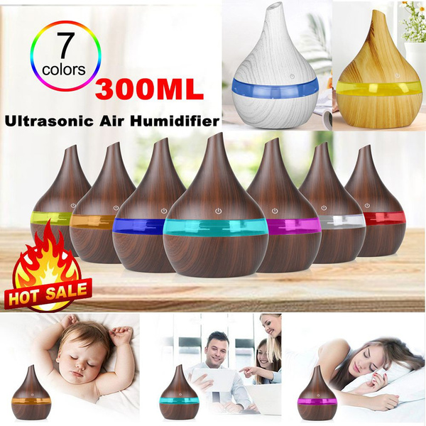 bedroomairhumidifier, Wood, Home & Office, led