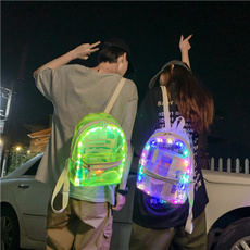 Shoulder Bags, luminescence, led, Electric
