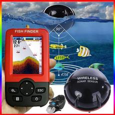 fishinggear, Outdoor Sports, sonarfishfinder, fish