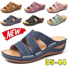 casual shoes, Summer, Plus Size, Women Sandals