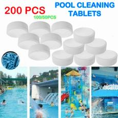 poolcleaningtablet, poolcleaner, Tablets, effervescenttablet