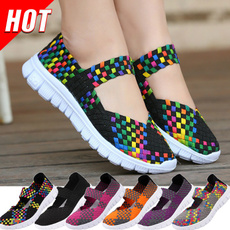 casual shoes, Summer, Sneakers, Plus Size