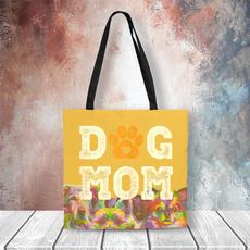 funnydog, Women's Fashion, totebagfordoglover, Handbags