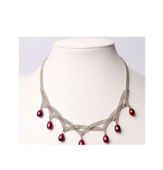 Chain Necklace, highqualityjewelryaccessorie, Jewelry, pearls
