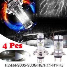 carheadlightbulb, 100wled, ledh7, h4100w