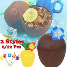 Summer, pineapplecup, Hawaiian, Cup