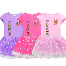 Baby, Summer, kids clothing, flamingoflimflam