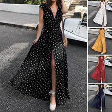 short sleeve dress, dressforwomen, long dress, fashion dress